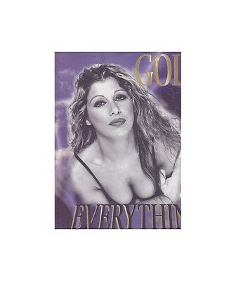 """[ZZ00116] Goldie """"Everything""""  - 12"""" Power Fly PF 9466"""