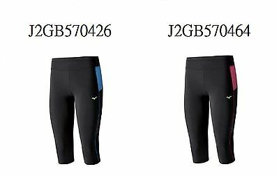 Mizuno Women's BG3000 3/4 TIGHTS 100% Authentic New J2GB570426/ J2GB570464 A