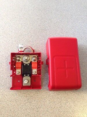 Renault megane,scenic battery terminal Diesel with cover