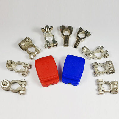 Heavy Duty Battery Terminals Clamp Post ALL TYPES AND SIZES CAR COMMERCIAL PLANT
