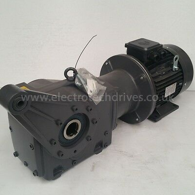 Nord Helical Bevel Geared Motor Sk9032.azbdhiec132 Nord Gearbox 5.5Kw 7.5Hp 72Rp