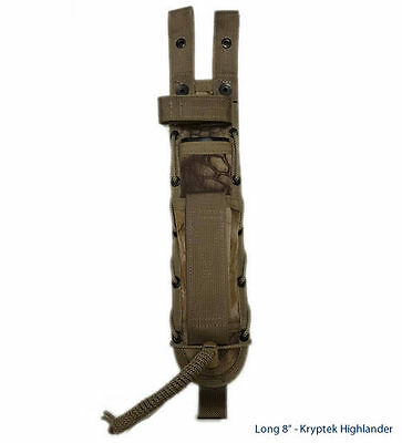 Spec Ops Brand Combat Master Sheath - Kryptek Highlander - Long