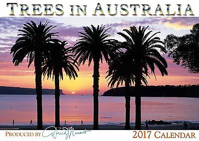 Trees in Australia 2017 Wall Calendar David Messent Photography NEW