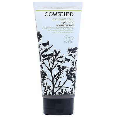 Cowshed Body Scrubs Grumpy Cow Uplifting Shower Scrub 200ml for her