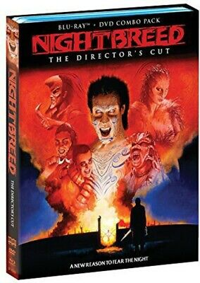 Nightbreed (Director's Cut) [New Blu-ray] With DVD, Director's Cut/Ed, Widescr