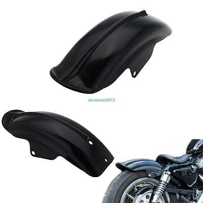 Parafango posteriore per Harley Sportster XL 883 1200 Bobber Chopper Cafe Racer
