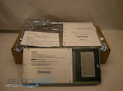 Agilent (Hp) 44708A 20 Channel Relay Multiplexer
