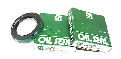 Lot Of 2 New Chicago Rawhide 14725 Oil Seals 38X56X8 Crw1