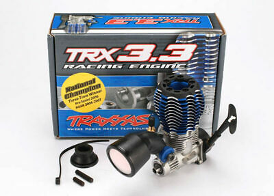 Traxxas 5409 TRX 3.3 Multi-Shaft Racing Engine w/ Pull Start