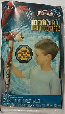 Marvel Ultimate Spider-Man Jumbo 26inch Inflatable Mallet Toy