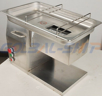 500lbs output  Electric Meat cutting machine,meat grinder cutter slicer