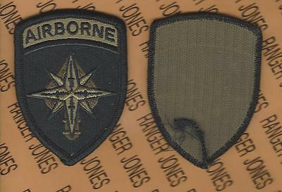 US Army Special Operations Command North Airborne OCP Multicam patch