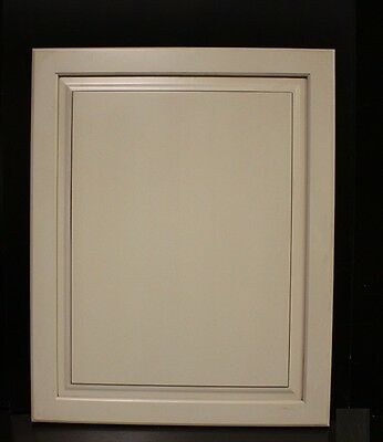 Kraftmaid Kitchen Biscotti w/ Cocoa Glaze Maple Wall OR Base Cabinet Door 24x30""