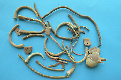 Medieval period jewelry parts