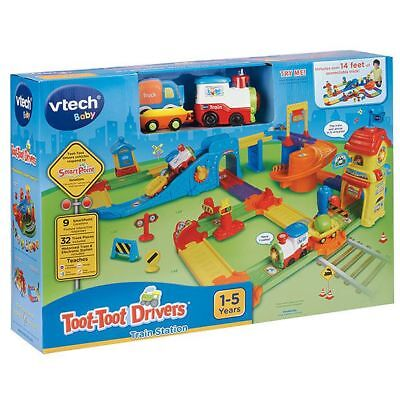 NEW Vtech Baby Toot-Toot Drivers Train Station