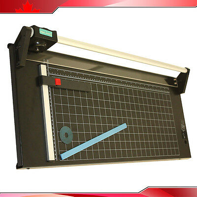 Brand New Full Steel Rotary Trimmer Rotary Extra Blade 24Inch 620mm Paper Cutter