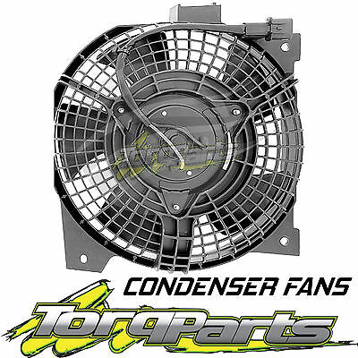 Condenser Thermo Fan Suit Ra Rodeo Holde Air Conditioning