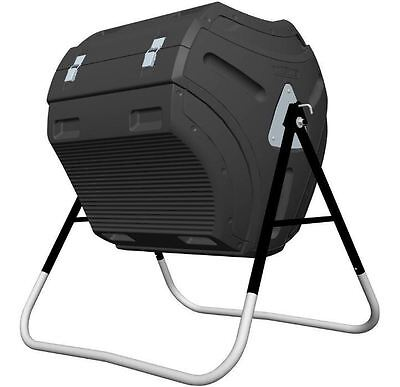 New 80 Gal. 10.72 cu. ft. Capacity Heavy Duty Steel Frame Tumbler Composter
