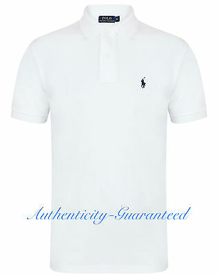 Ralph Lauren Mens Classic Fit Short Sleeve Polo Shirt All Colours RRP £75 BNWT