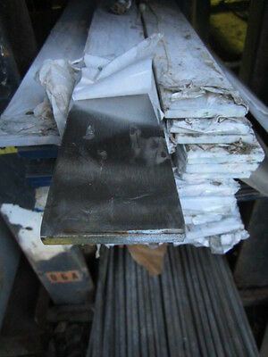 "06B 316 Stainless Steel Ss Flat Bar Stock .375"" (3/8) X 2.5"" X 24"""