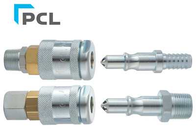130cfm @ 100lbf//in² 25 Series HVLP PCL AC71CM XF Coupling High flow rate