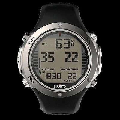 Suunto D6i Novo Stone Diving Computer Dive Watch Compass with USB Cable