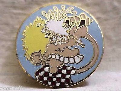 10 WHOLESALE GRATEFUL DEAD EURO DEAD ORIGINAL ICE CREAM KID 1 in DEAD RELIX PIN