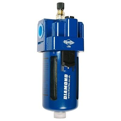 "Thorite 1/4"" BSP Compressed Air / Pneumatic Lubricator L308"