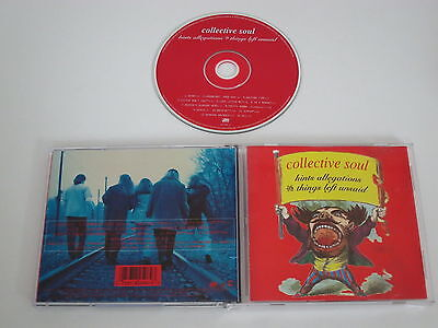 Collective Soul/Hints Allegations&Things Left Unsaid(Atlantic 82596-2) Cd Album