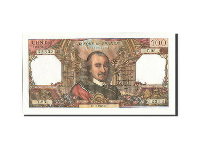 Billets, France, 100 Francs, 100 F 1964-1979 ''Corneille'', 1965 #208709