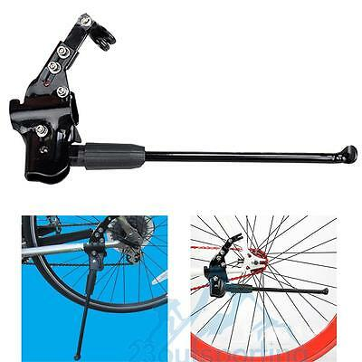 24''29''Adjustable Side Stick Kick Stand Bike Bicycle Accessories Aluminum Alloy