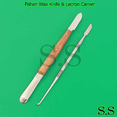 Fahen Wax Knife Small Modeling & Lecron Carver Modelling Carver Surgical Tool