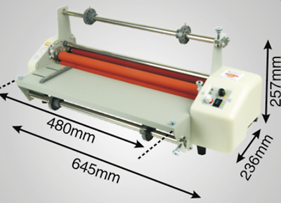 """2016 NEW 17.5"""" Laminator Four Rollers Roll Laminating Machine Hottest"""