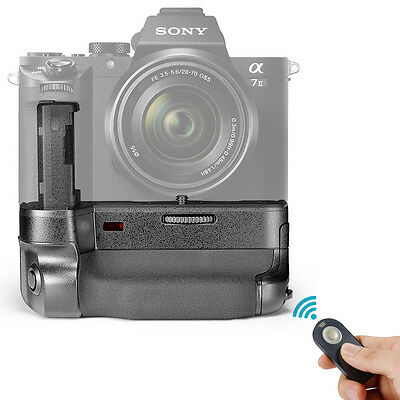 Neewer IR Remote Control Battery Grip VG-C2EM Replacement for Sony A7II