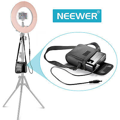 Neewer 14.8V 4400mah Rechargeable Battery with Carrying Bag