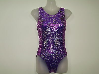 Gymnastics Leotards  D.S.Designs Girls size 8, 10 and 12