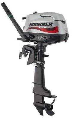 Mariner F 4 Hp Long Shaft Outboard Engine