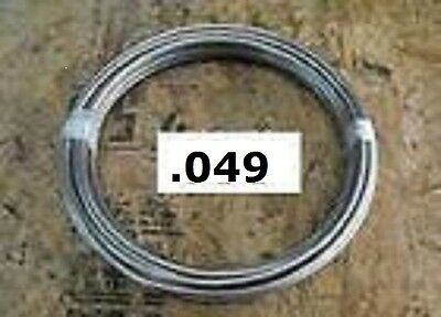 """100 Ft 1/4"""" Tubing .250 X .049 316L Stainless Steel Tube"""