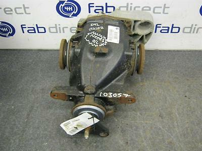 2007 Bmw 3 Series E92 320D Manual Rear Differential Diff 2.56 Ratio 7566265