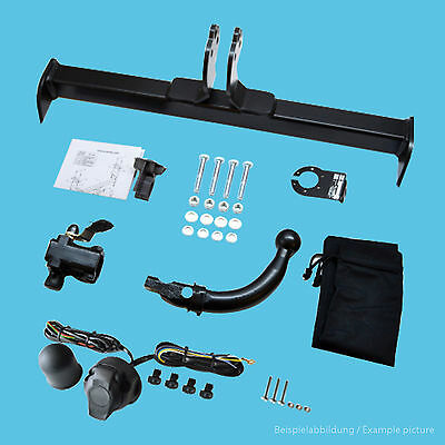 Towbar Detachable + Electric Kit Mercedes Vito 2003On W639 639