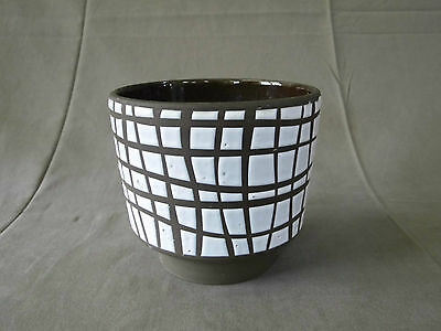 Marei 12 2 Übertopf cachepot planter west german pottery Design 50s 60er 60s wgp