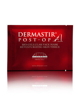 Dermastir Post-OP Bio-Cellular Face Mask Retexturizing Skin Tissue