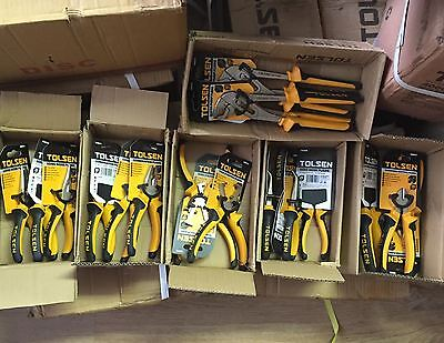Joblot Of Hand Tools Brand New With Retail Packaging Less Than Half The Price