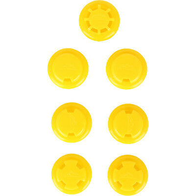 Elevation Training Mask 2.0 Flux Valves and Resistance Caps (Yellow)