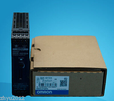 1PCS NEW Omron switching power supply S8VK-G01524