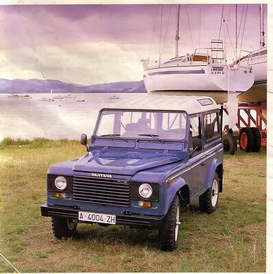 Manual De Taller Land Rover Santana Iv 2500 (Español) Workshop Pdf Repair