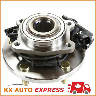 Front Wheel Bearing & Hub Assembly Dodge Grand Caravan 2012 2013 2014 2015 2016