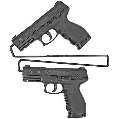 Universal Gun Over / Under Shelf Pistol Hangers Set of 2 Beretta, Sig, Glock Etc