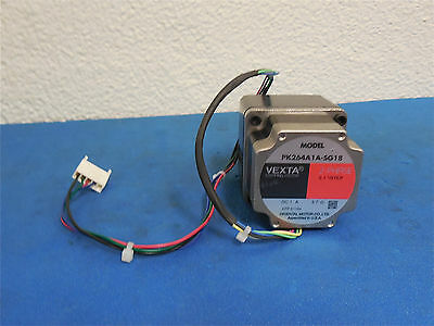 Oriental Motor Co. Vexta 2 Phase 0.1º Stepping Motor Blowout Sale! PK264A1A-SG18