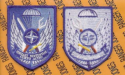 US Army Special Operations Detachment NATO Airborne patch m/e